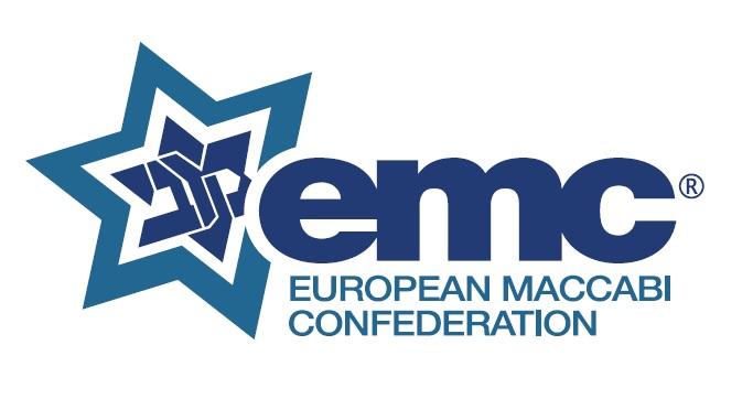 European Maccabi Confederation logo