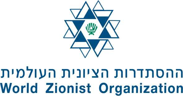 world zionist organization logo